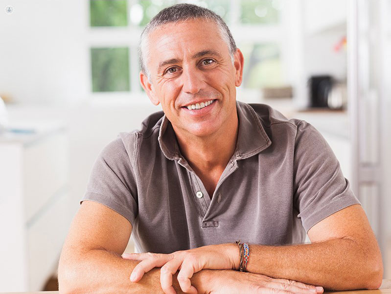 Sermorelin How Long to See Results Smiling Older Man