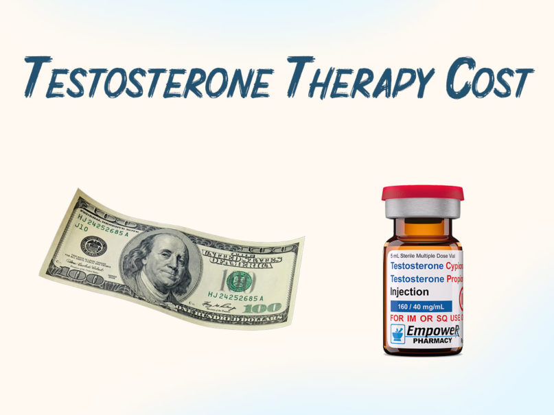 Testosterone Replacement Therapy Cost Key Tips You Should Know Featured Image