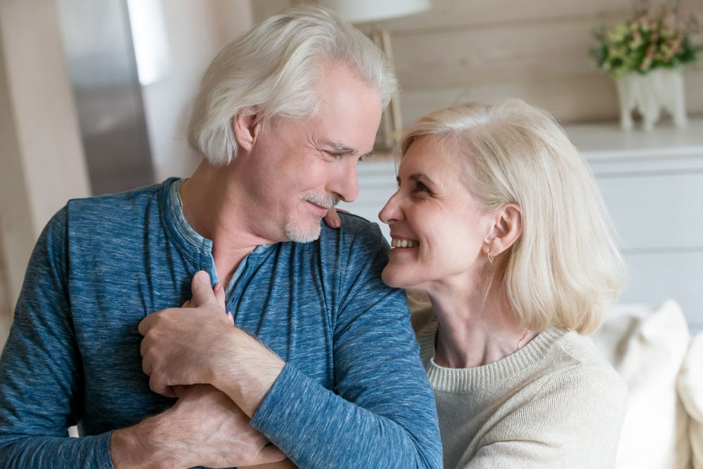 Where to Buy Trimix Injection Older Couple Together