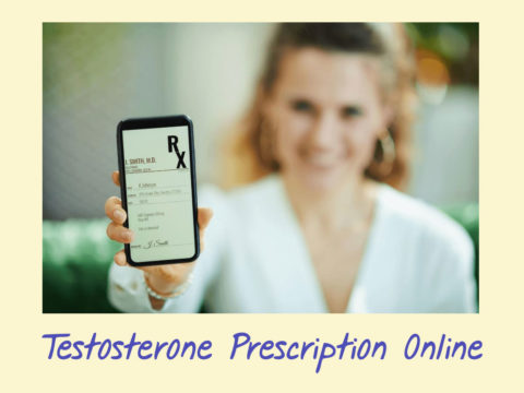 Easy and Safe Ways to Get Testosterone Prescription Online