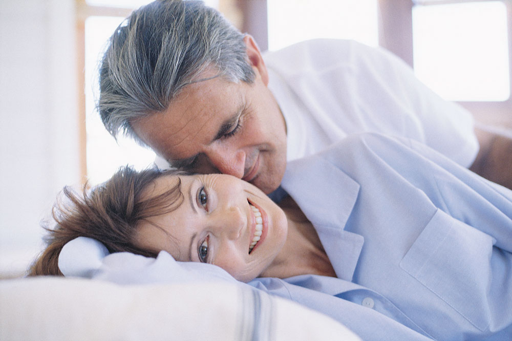 How to Get a Prescription for Testosterone Older Couple in Bed