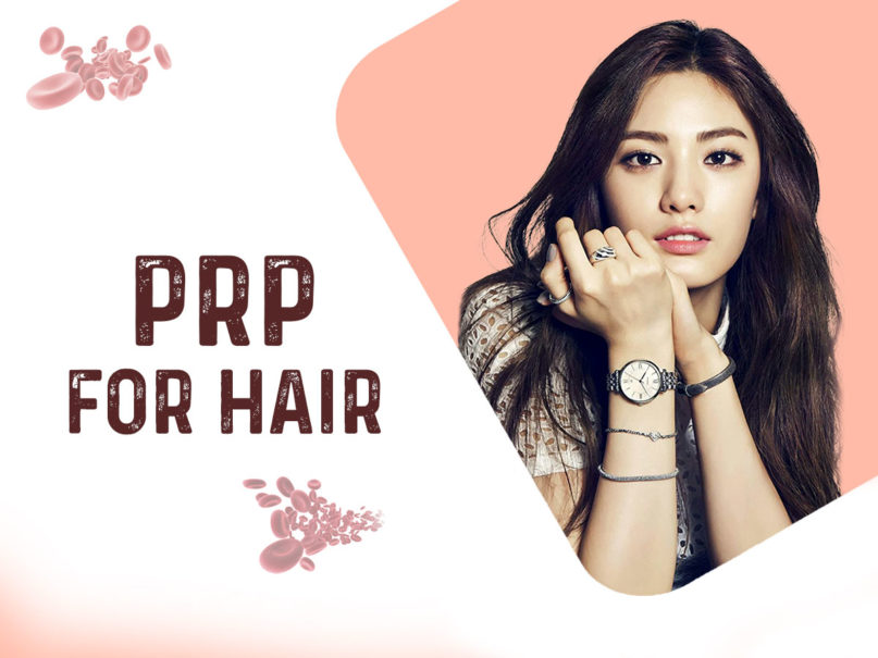 PRP for Hair Loss Your Blood is Your Solution